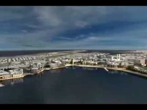 YouTube - 3D Flyover of the KAUST Campus and Community.flv