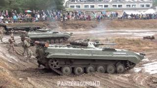 BMP 1 IFV Angriff
