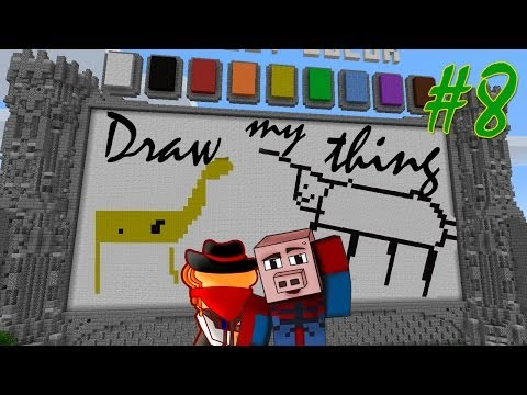 DRAW MY THING #8 | EL UNICORNIO DEFINITIVO