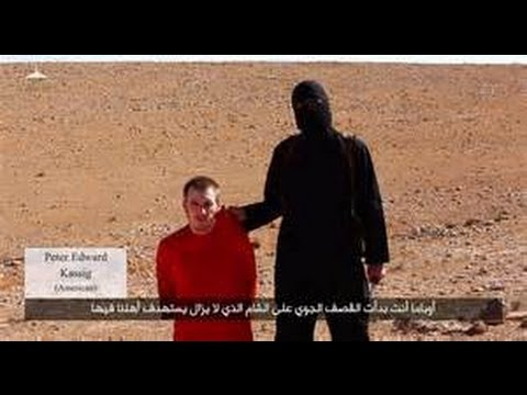 Breaking News End Times Prophecy Update Graphic video surfaced Beheading of Peter Kassig