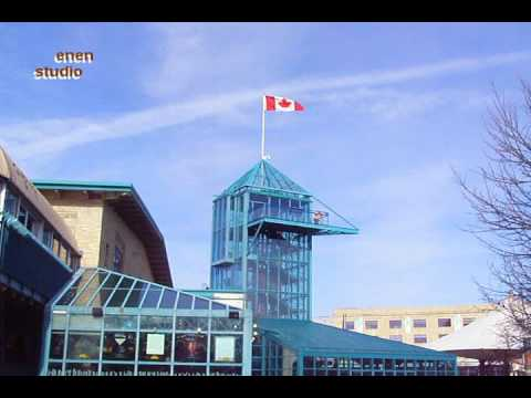 Winnipeg,MB, Canada - The Forks / U Zbiegu Dwoch Rzek