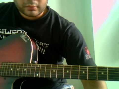 Mera jeena hai kya Aashayein Guitar Cover.wmv