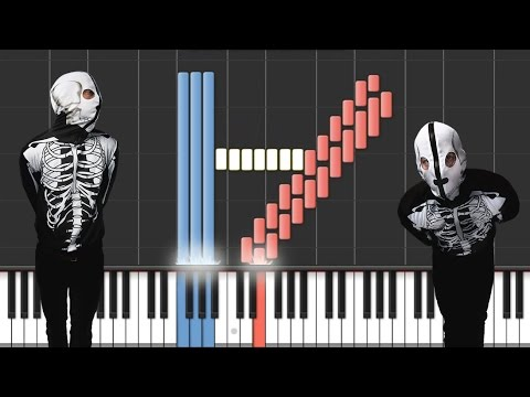 twenty one pilots: Ode To Sleep - Piano Tutorial + SHEETS