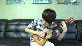 (Maroon 5) Payphone - Sungha Jung (Guitarlele)