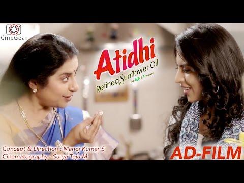 Atidhi Sunflower Oil TVC (1min & 30sec versions)