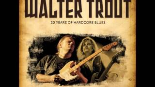 Walter Trout / Say goodbye to the blues