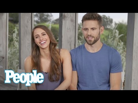 'Bachelor' Nick Viall & Vanessa Grimaldi Reveal Funny Engagement Ring Story   People NOW   People