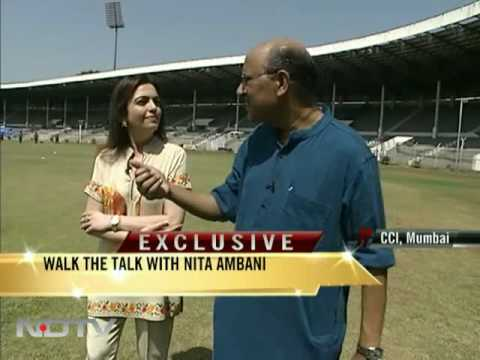 Walk The Talk with Nita Ambani