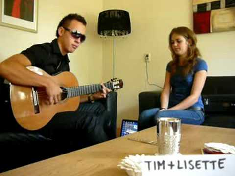Tim & Lisette play: Anouk - Michel