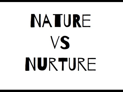 nature vs nurture 3 Nature versus nurture in adoptive families 3 magazine while this piece generally addresses the basic concept of nature versus nurture, it specifically observes the iq levels in children before and after they were adopted.
