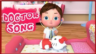 Doctor Checkup Song , Baby Shark , Bath Song ,The Wheels on the Bus , Happy Birthday Song