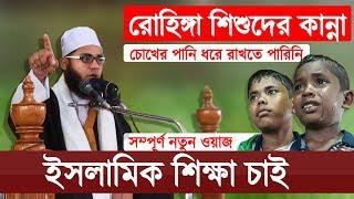 রোহিঙ্গা শিশুদের কান্না - ইসলামিক শিক্ষার ইতিহাস Bangla Waz by H.M. Habibullah Mesbah