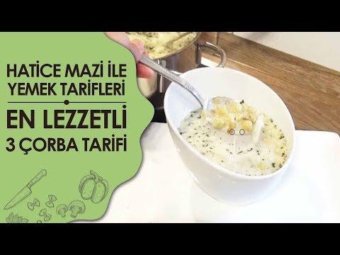 Mercimekli Yogurtlu Çorba Tarifi Videosu - Çorba Tarifleri