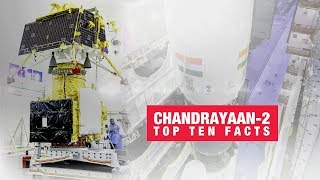 Top ten facts about Chandrayaan-2   Economic Times