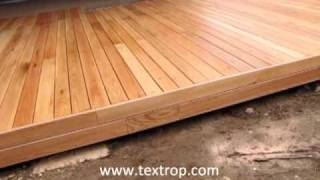 Decks en Monterrey by TEXTROP