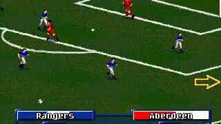 FIFA Soccer 97 Gold Edition -  League (Sega Genesis) (By Sting)