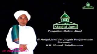 Pengajian Guru Zuhdi Malam Ahad 18 Februari 2017