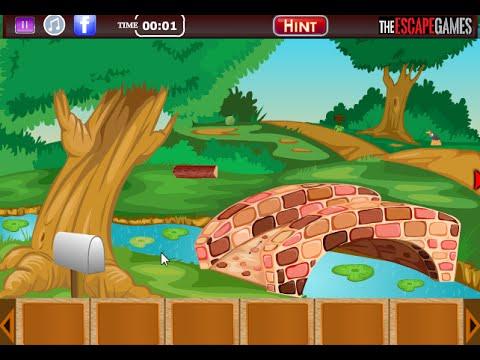 Escape The Ninja Pandas Little Panda Forest Escape