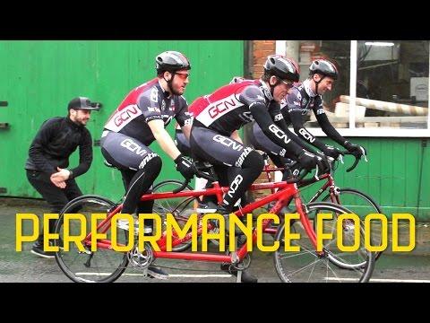 EXTREME Tandem Race - Performance Food