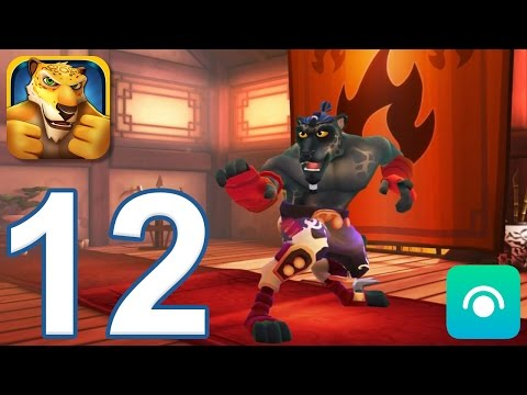 Smash Champs - Gameplay Walkthrough Part 12 - Jag: Level 10 (iOS, Android)