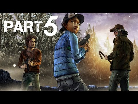 The Walking Dead Game Season 2 Episode 4 - Walkthrough Part 5