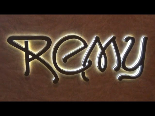 Remy Restaurant Tour and Champagne Brunch Photos, Disney Dream - Disney Cruise Line
