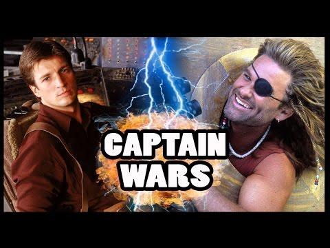 CAPTAIN MAL vs CAPTAIN RON - Captain Wars
