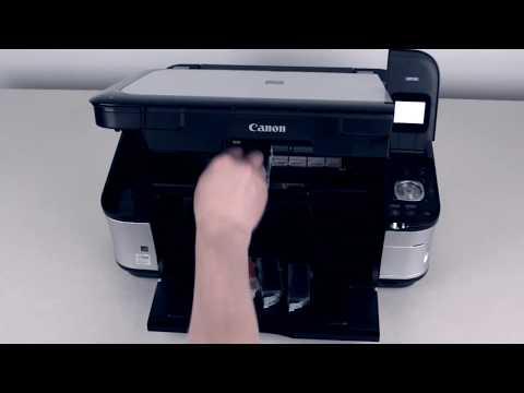 Canon B200 error