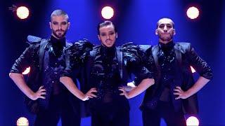 "Download Lagu Yanis Marshall, Arnaud & Mehdi. Britains Got Talent ""Semi Final Performance"" GAYEST Medley ever! Gratis STAFABAND"