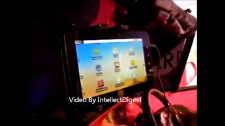 CarPad - MapMyIndia 3G Tablet Video Review