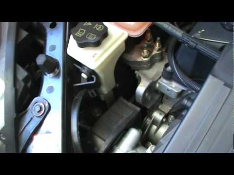 Ford Fiesta 2011 - Barulho no motor