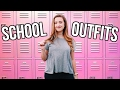 OUTFITS FOR SCHOOL 2017 | Cute & Comfy School Outfit Ideas MP3