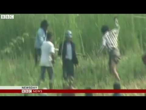 Horrible  Rohingya Muslims massacre by Buddhists supported by Burmese government
