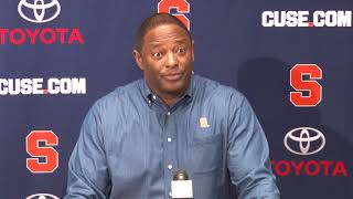 #NSD18 | Dino Babers Press Conference