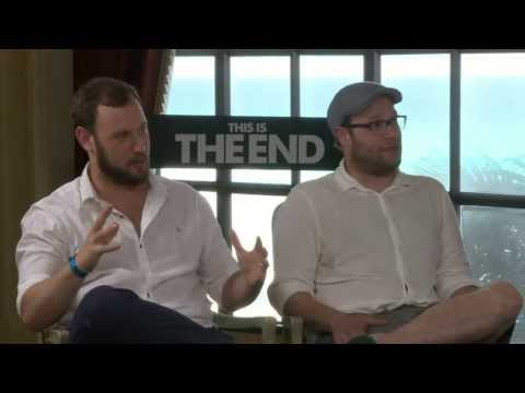 Seth Rogen And Evan Goldberg Interview - This Is The End