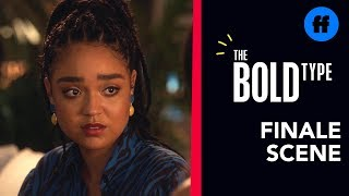 The Bold Type Season 3 Finale | Kat Chooses Herself | Freeform