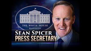 Sean Spicer White House Press Briefing Gaggle 6-23-17