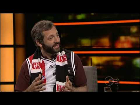 Judd Apatow interview on ROVE (Australia) Funny People