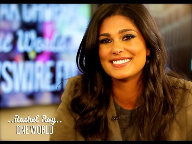 Rachel Roy and Deepak Chopra | ONE WORLD