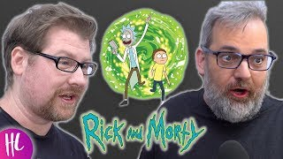 Rick And Morty Creators On Season 4, Elon Musk Cameo, & PewDiePie Meme Review
