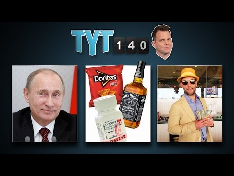 Death Row Exonerations, Ukraine Deal, CVS Rebrand & Welker On Molly | TYT140 (September 3, 2014)