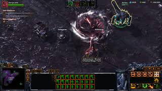 StarCraft 2 Co-op - Dehaka Level 4