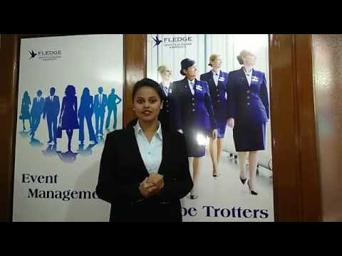 Fledge Student Testimonial | Rebekha K | Placed in Indigo Airlines as Cabin Crew