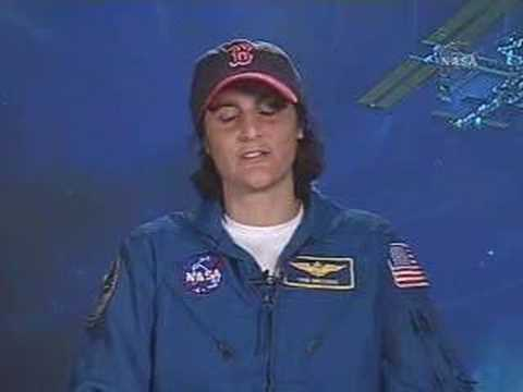 Live Interviews with Astronaut Suni Williams