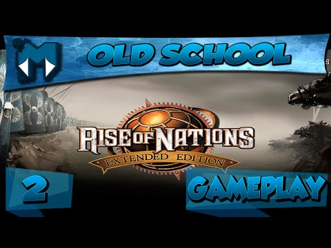 OLD SCHOOL GAMES #2 - RISE OF NATIONS RTS ÉPICO