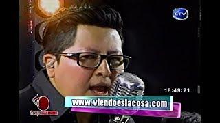 Alex Rivas Y Su Agrupaci?n Inc?gnito NO QUIERO MAS DE TI - PERDONA - LOS DOS (Acústico en Tropicalísimo)