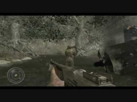 Call of Duty: World at War (Wii) Video Review