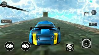 Mega ramp Car stunt - Impossible Tracks 3D car vehicles games - Dr. Driving mega ramp game