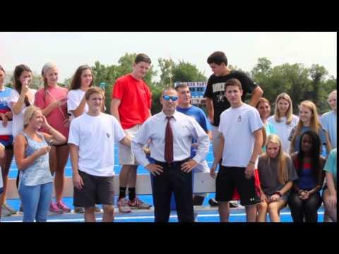 Dave Monaco - Parish Episcopal School - ALS Ice Bucket Challenge - 08/19/2014