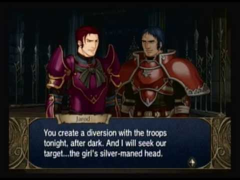 Let's Play Fire Emblem Radiant Dawn Episode 10: Micaiah Vs. Jarod